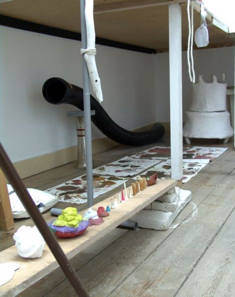 'Drawing Laboratory 1993 - 2010', installation view Plataforma Revolver, Lisbon (PT) 2010