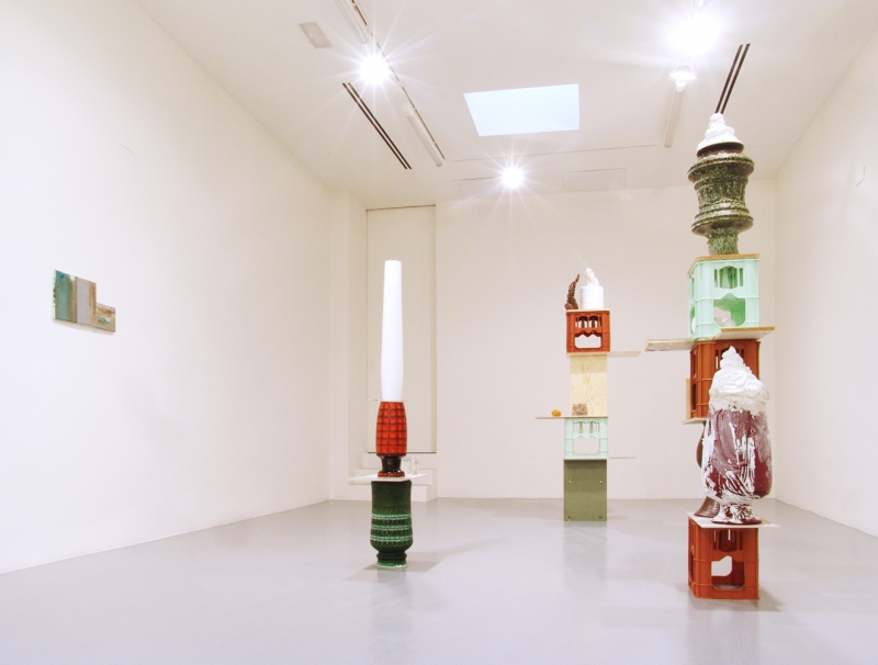 'That patient labyrinth', installation view Ángeles Baños Gallery, Badajoz (ES) 2015